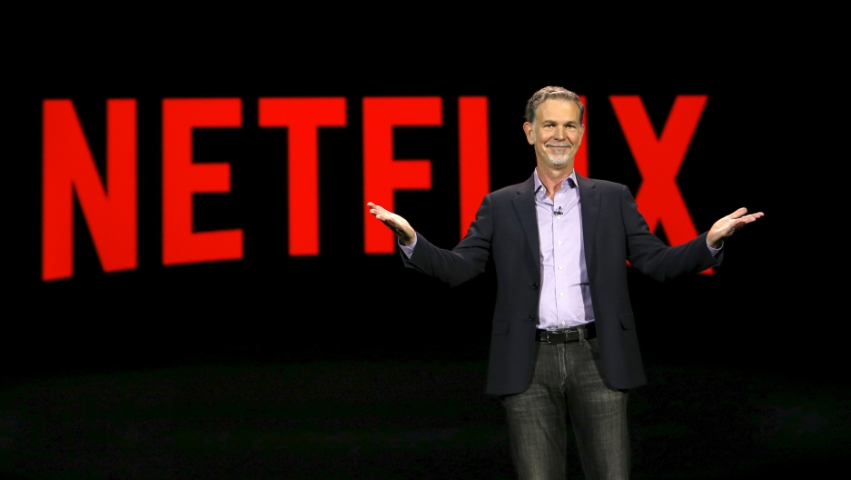 Reed Hastings, co-founder and CEO of Netflix spent two years in Swaziland teaching English.