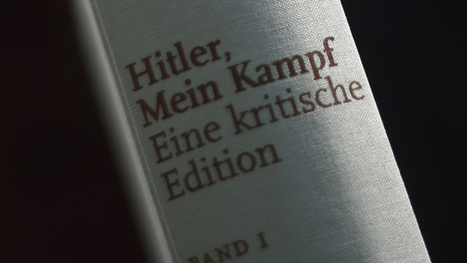 New editions of 'Mein Kampf' raise questions