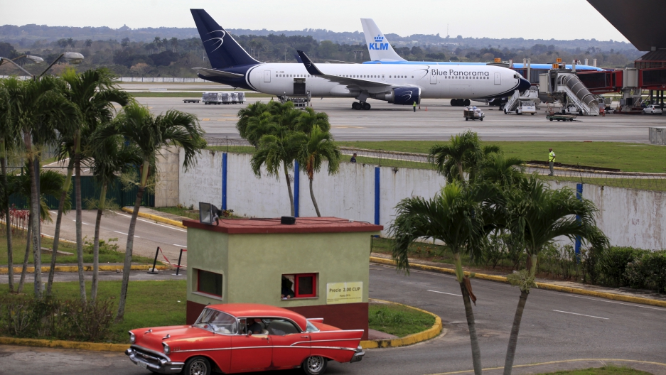 Havana's Jose Marti International Airport