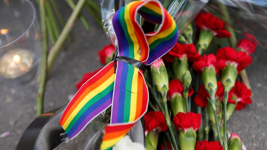Orlando memorial Moscow
