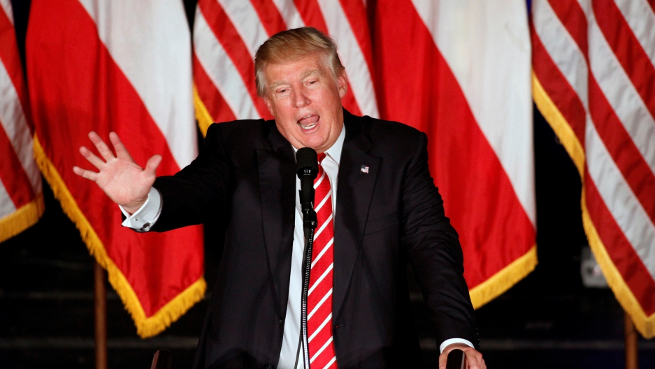 Trump in Atlanta