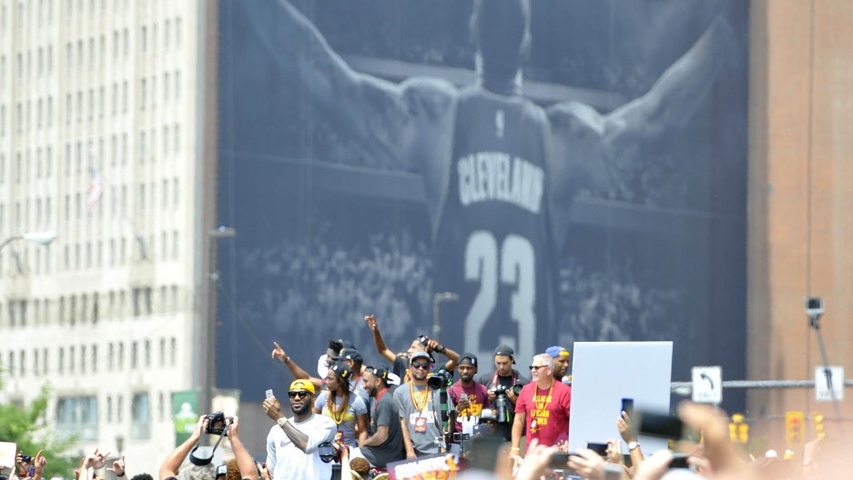 Why Cleveland's NBA championship is so amazing, for ...