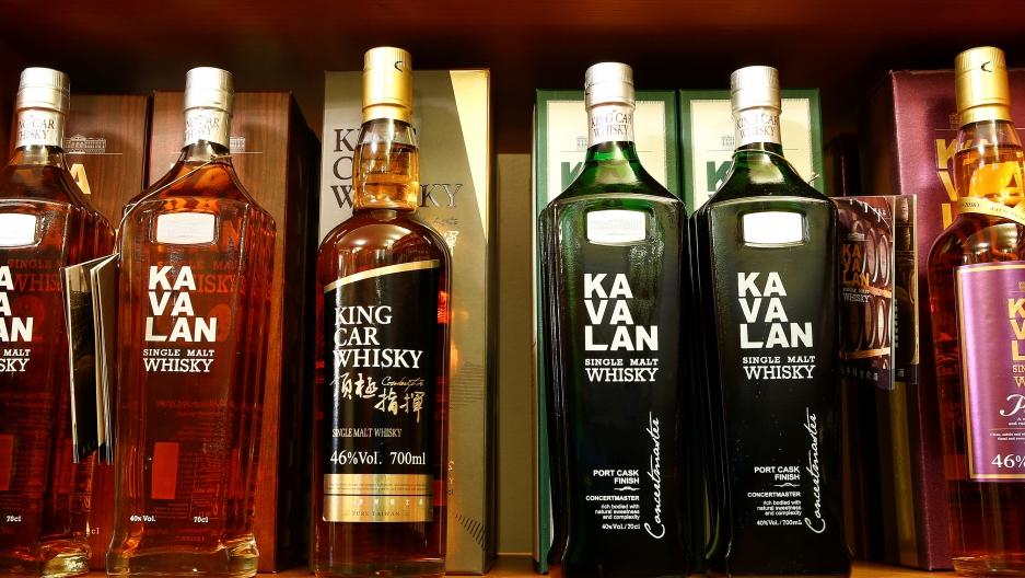 Taiwanese whisky