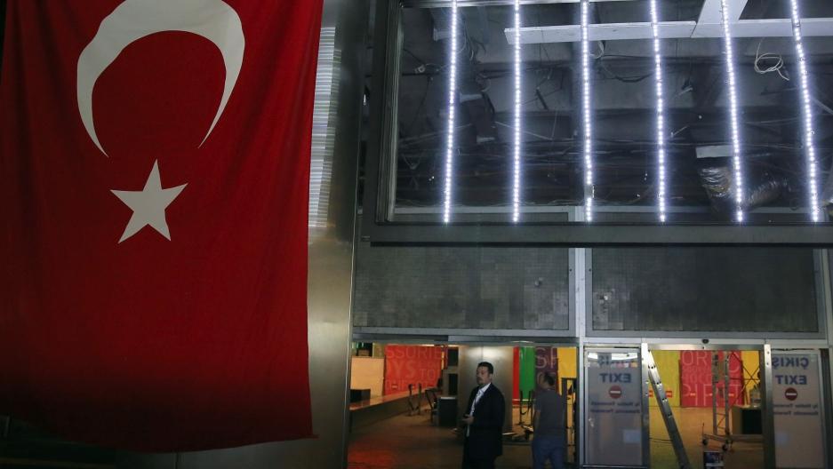 Ataturk repairs
