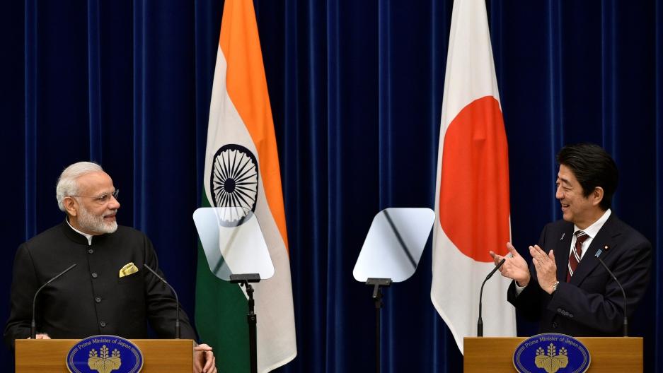 Japan leader