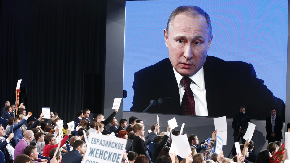 Putin press conference 2016