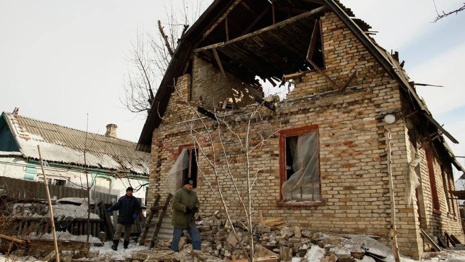 Eastern Ukraine violence