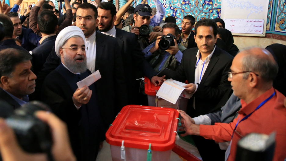 Elysee: Rouhani Reelection Gives Hope for Tehran's Compliance With Nuclear Deal