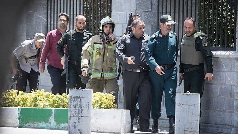 Iran arrests two suspects linked to attacks in Tehran