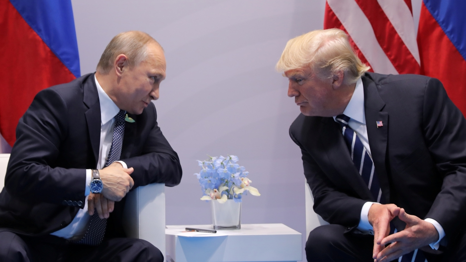 Trump 'pressed' Putin on election interference during lengthy meeting, accepted Russian denial