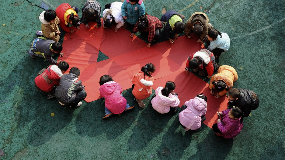 China HIV AIDS