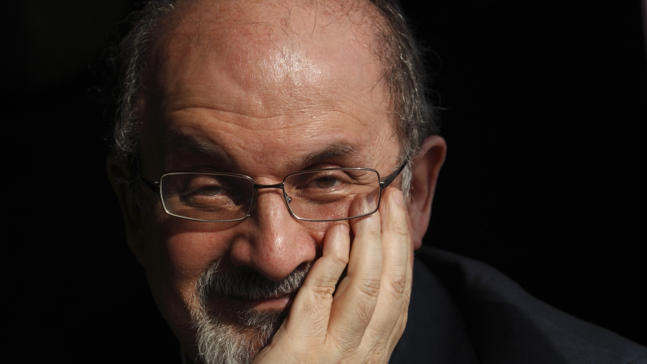 In Salman Rushdie's fantastical new novel, shape-shifting genies lay siege to humanity.