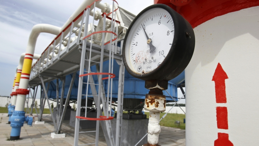 Ukrainians have long relied on a natural gas supply from Russia.
