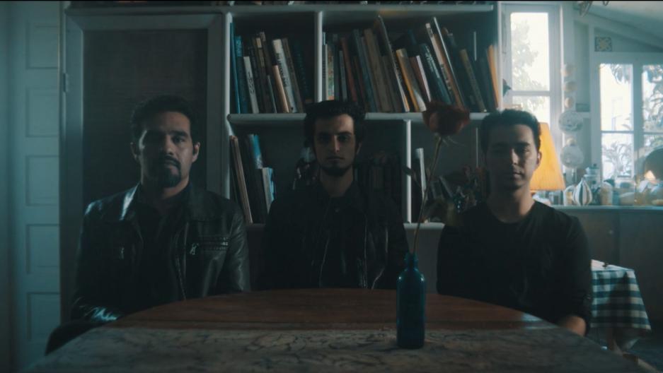 Afghanistan's first rock band, Kabul Dreams, prepares to meet Metallica in San Francisco