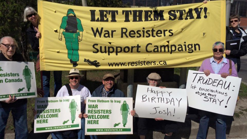 War Resisters Support Campaign