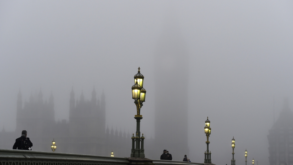 a new book looks at the history of the famous london fog