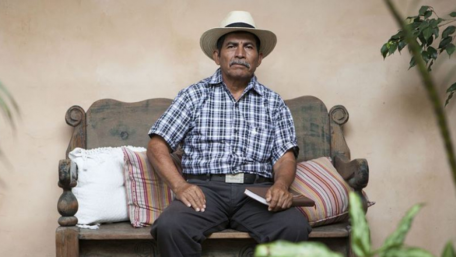 Guatemalan farmer and environmental activist Rodrigo Tot has won the prestigious Goldman prize.