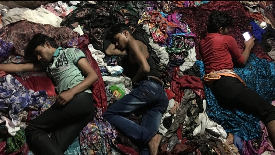The documentary, Machines, takes the audience into a textile millin Sachin, India. It is one of film critic Matt Holzman's picks for foreign documentaries to see this summer.