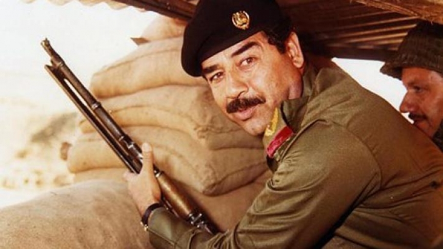 History of saddam husseins reign in iraq