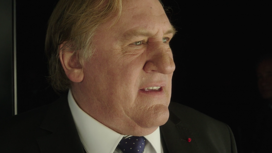 "Gérard Depardieu stars in Netflix's new series, ""Marseille."""