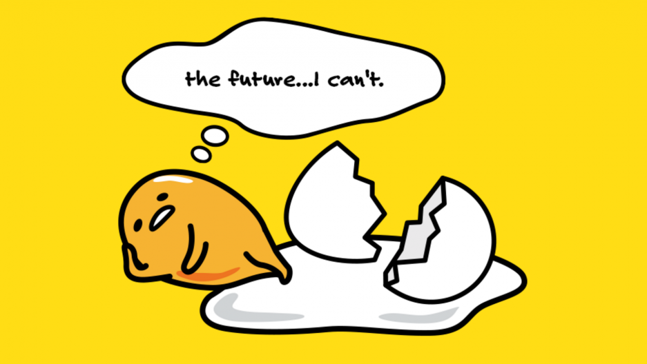 One Of Japans Most Popular Mascots Is An Egg With Crippling Depression