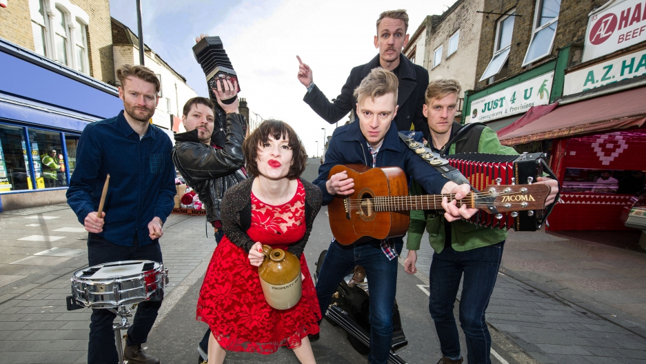 Irish punk bands, and some punks in Ireland you should ...