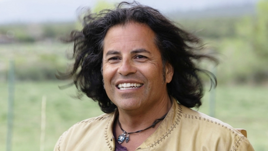 "Stevie Salas in ""Rumble: The Indians Who Rocked The World"""