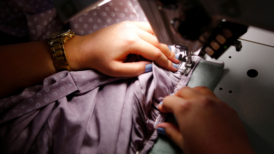 Under Sweden's new tax laws, taxes on repairs for apparel will be 50 percent lower starting Jan. 1, 2017.