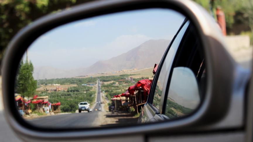 Afghanistan's Highway 1 connect major cities like Kabul, Herat and Kandahar.