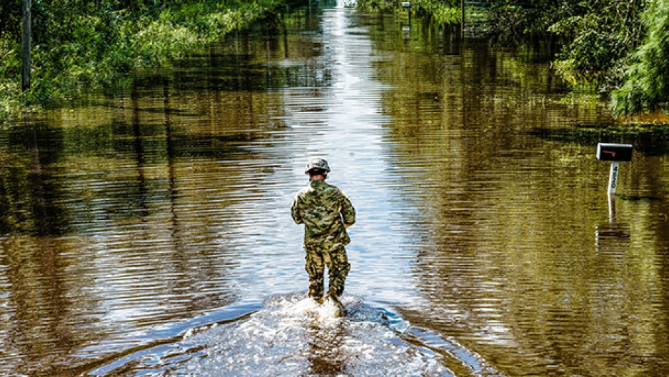 National Guard in Puerto Rico
