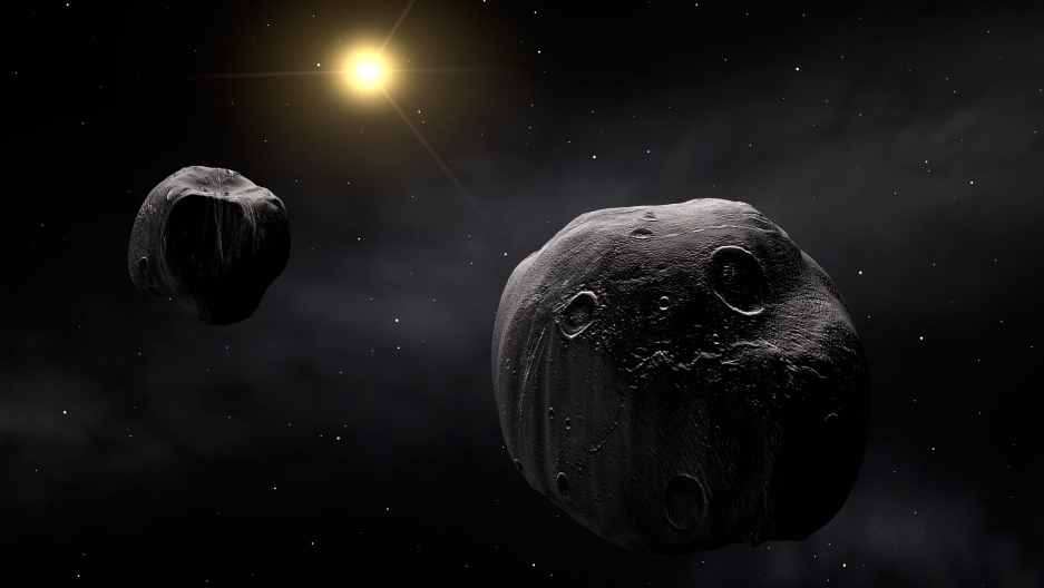 Asteroid Hunters Search For Space Rocks That Could Collide