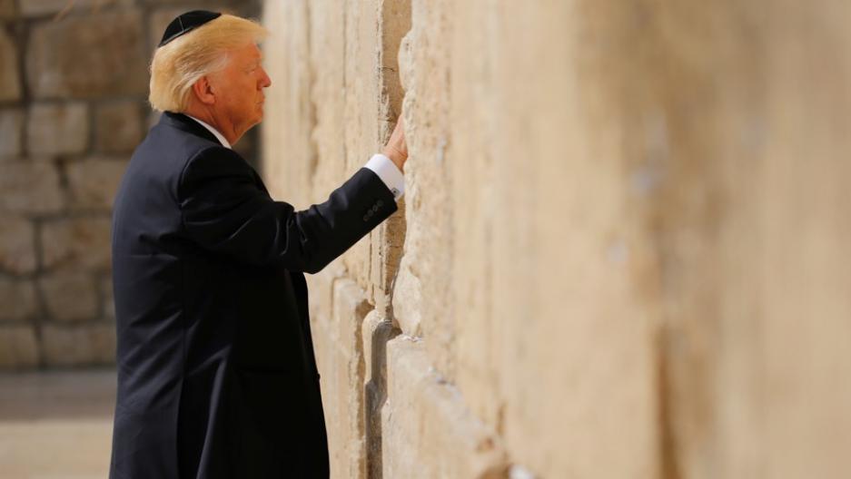 �ت�ج� تص��ر� برا� �western wall+trump��