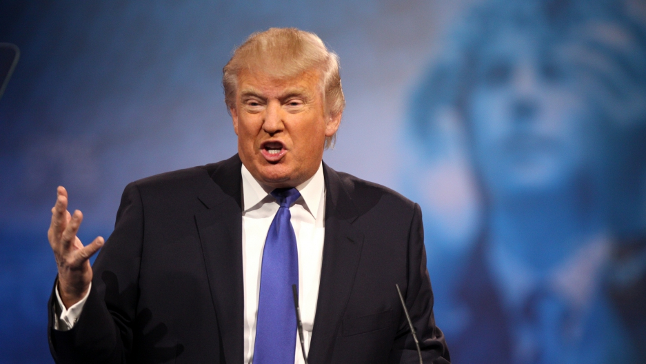 Donald Trump has some harsh words for El Chapo