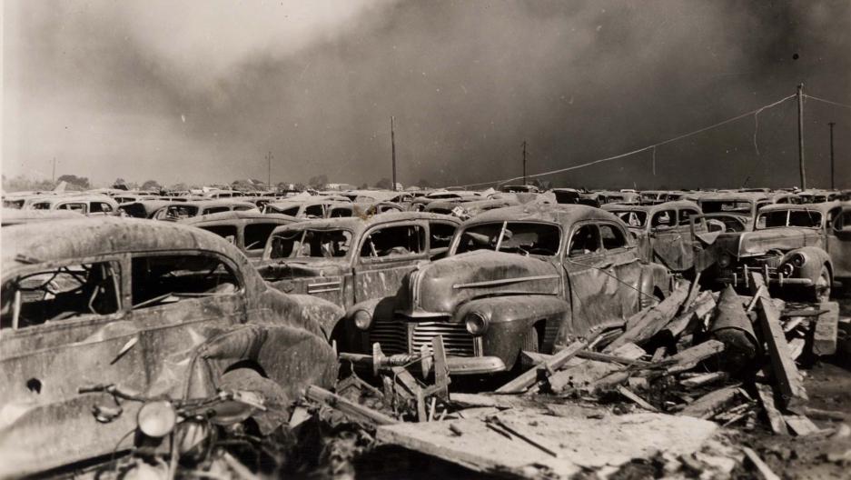 Texas City explosion