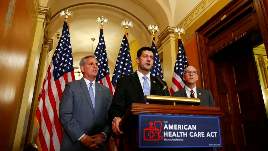 Here's exactly who benefits from the GOP's new health care bill