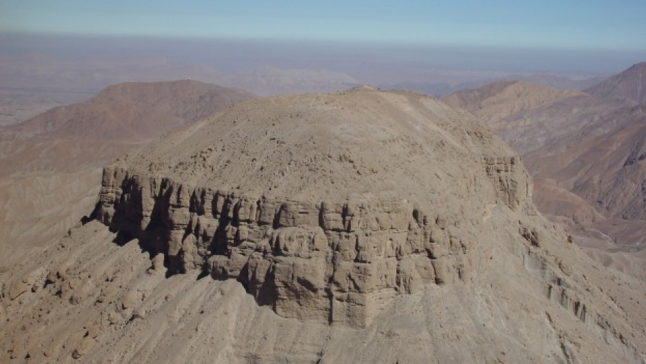 The Wari mountaintop city of Cerro Baúl was the site of the oldest large-scale brewery discovered in the Andes.