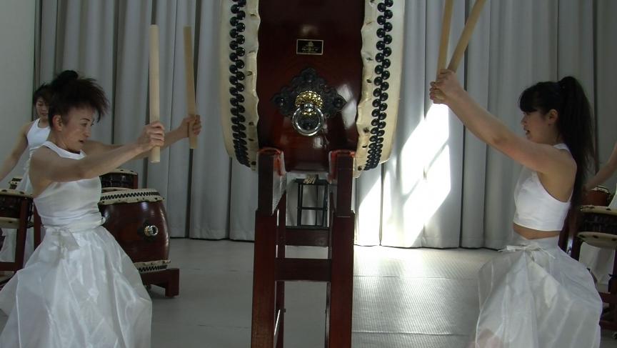 Women Taiko Drummers