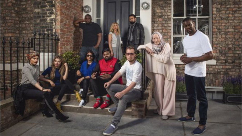'Muslims Like Us' aims to show the diversity of Britain's Muslim communities