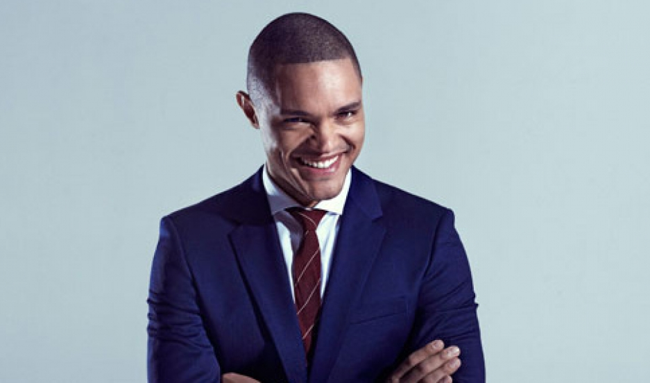 """South Africa's Trevor Noah will be the new host of """"The Daily Show,"""" the popular Comedy Central show currently hosted by Jon Stewart."""