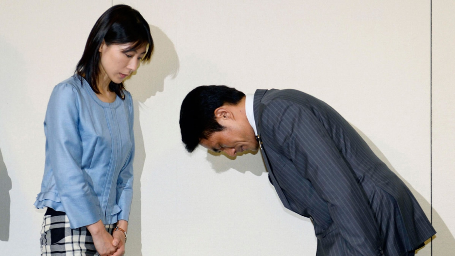 Sexism rampant in Japanese politics
