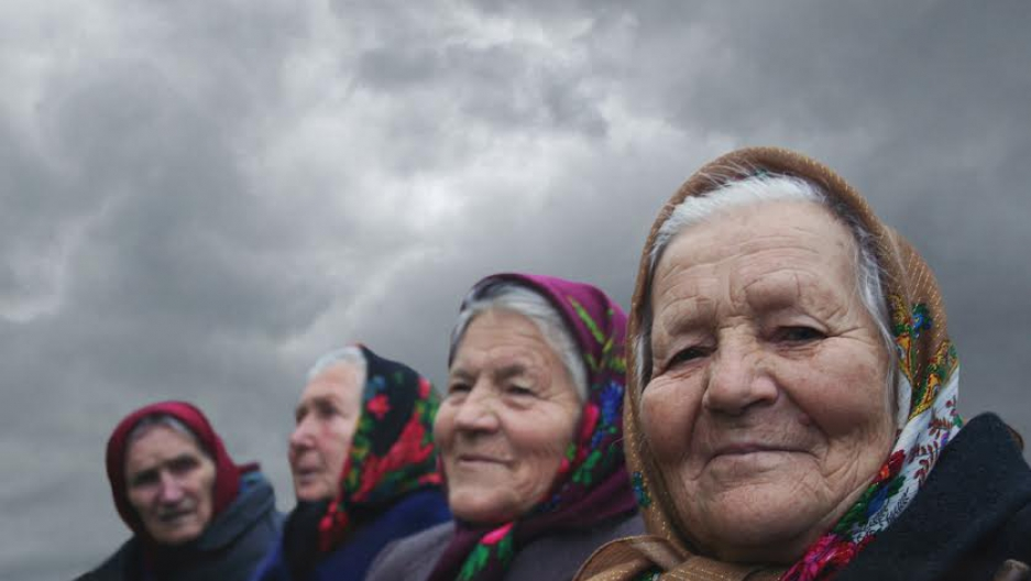 30 years after Chernobyl, these Ukrainian babushkas are still living