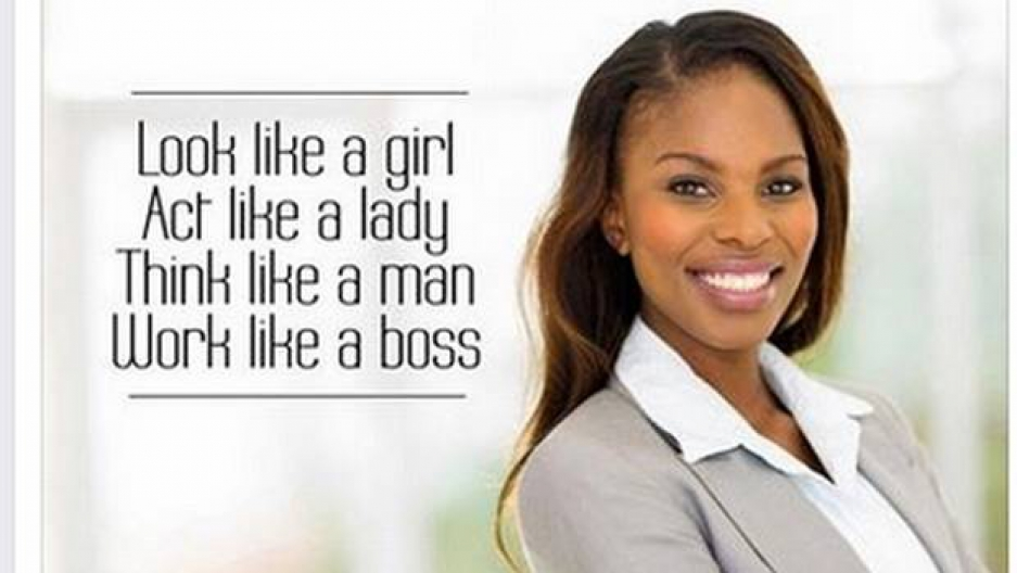 BIC South Africa posted this image on their Facebook page on August 9th, National Women's Day in South Africa. A storm of criticism followed and on August 11th the company apologized for the post and removed it from their Facebook page.