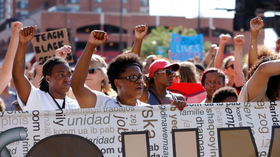 Black Lives Matter Minnesota protests