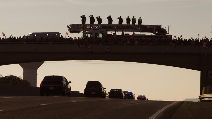 Canada's Highway of Heroes