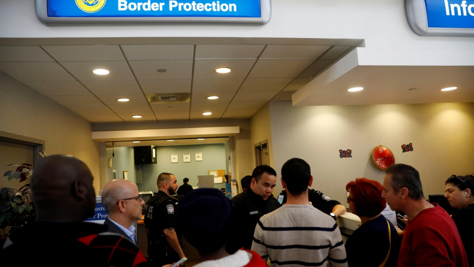 Us Government Reverses Travel Ban