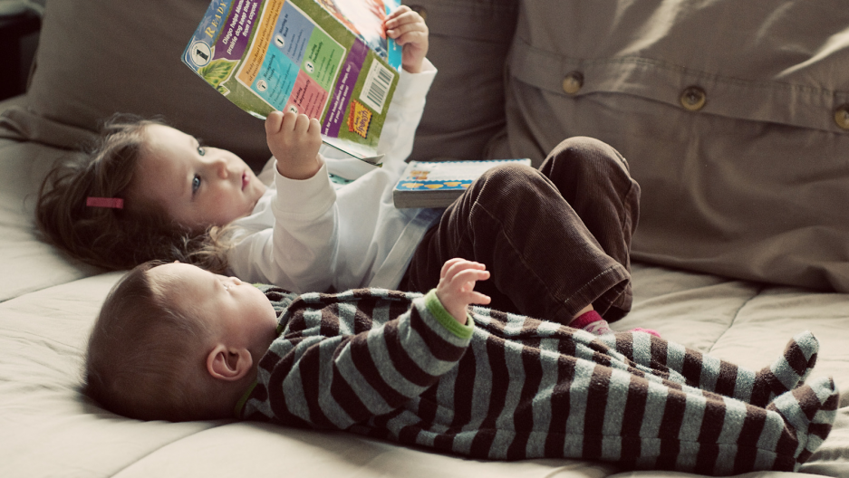 Here is a list of good science books for children ages 0 to 11