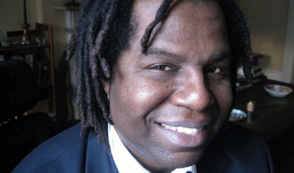 Haitian author Dimitry Elias Léger.