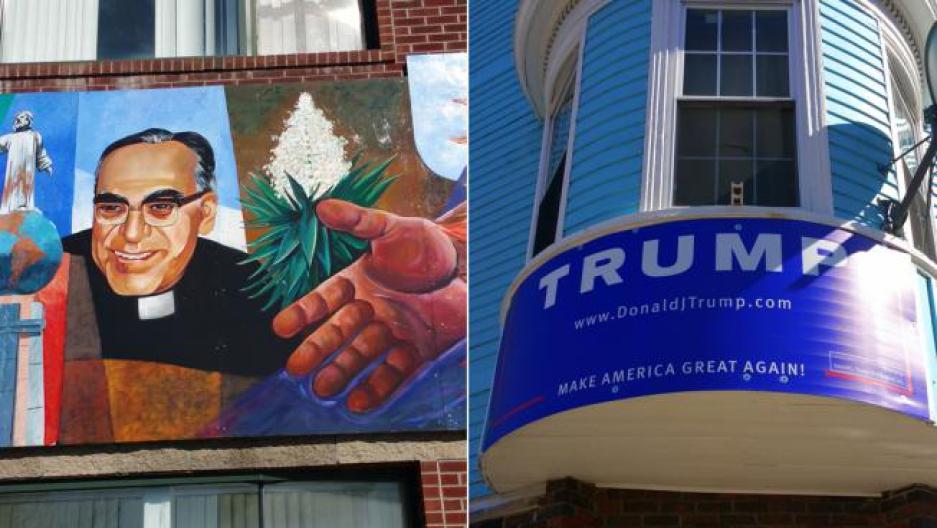 trump east boston