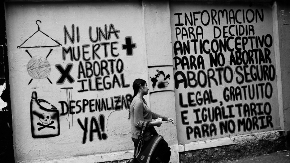 Reproductive rights in Ecuador
