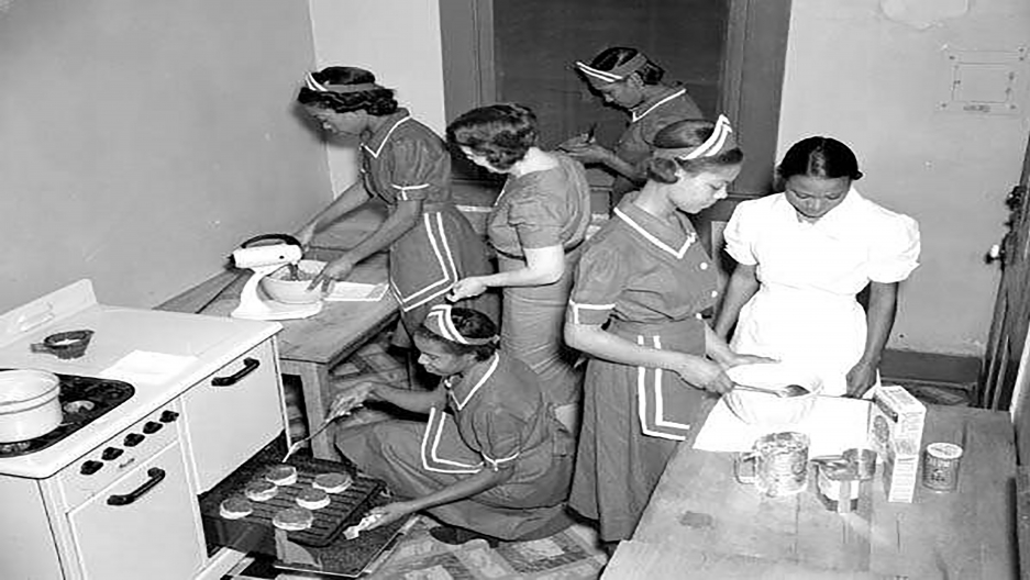 black domestic workers 1